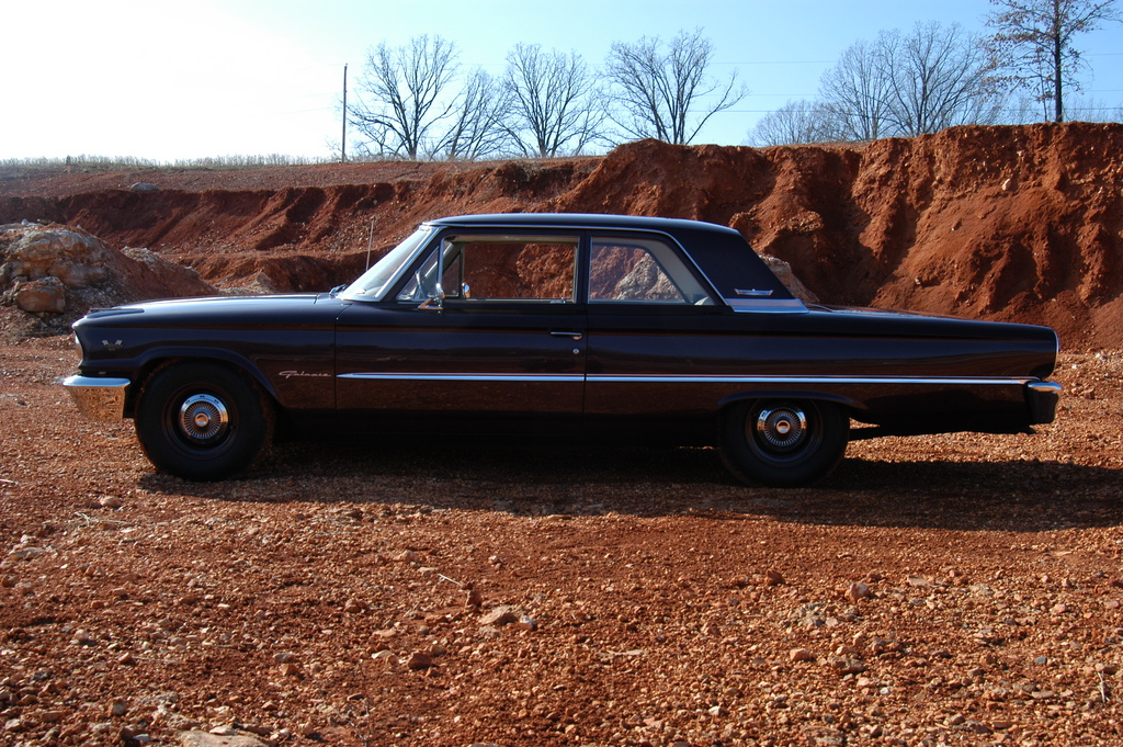 427_Rum_Runner 1963 Ford Galaxie 13345869
