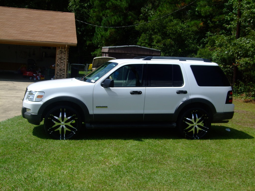 slimm337 2006 ford explorer specs  photos  modification