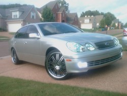 kingof901memphiss 2002 Lexus GS