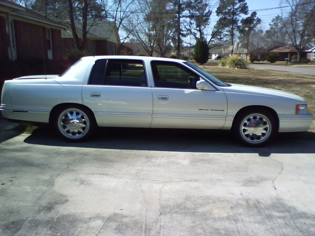 queenofspades 39 s 1998 cadillac deville in florence sc. Cars Review. Best American Auto & Cars Review