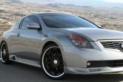 RaiderKIDs 2008 Nissan Altima Coupe