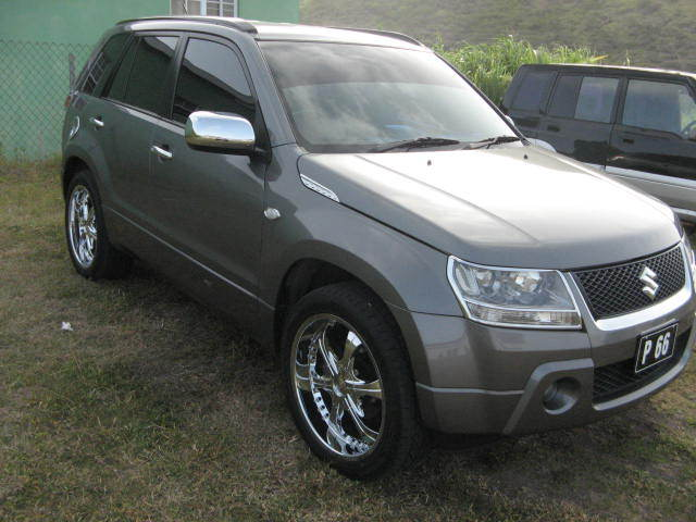 badbrowne 2006 suzuki grand vitara specs photos modification info at cardomain. Black Bedroom Furniture Sets. Home Design Ideas