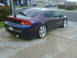 themack912s 2001 Dodge Intrepid