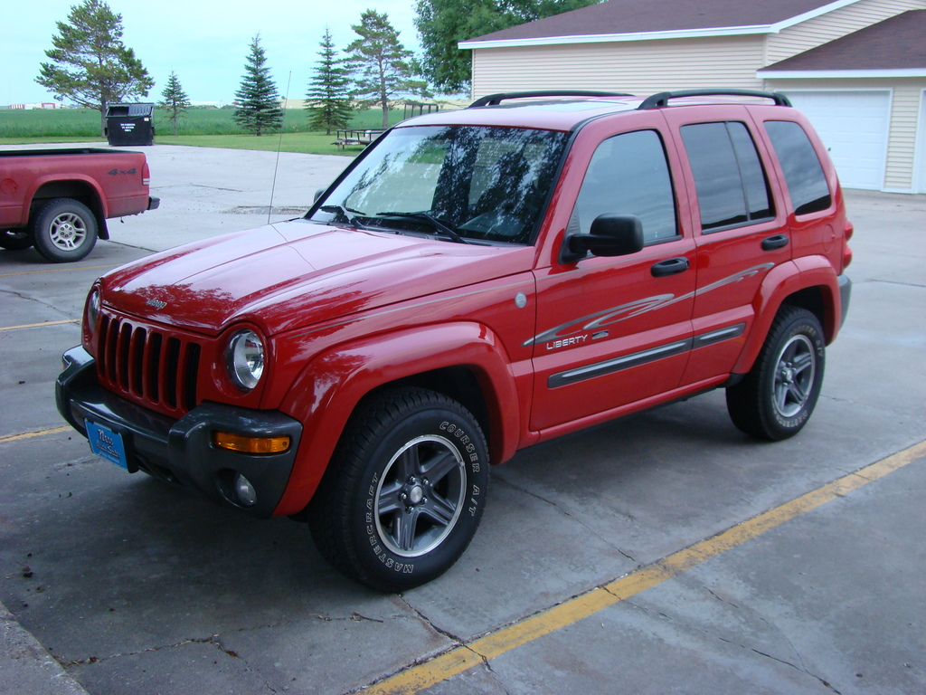 jeremy und2004 2004 jeep liberty specs photos. Black Bedroom Furniture Sets. Home Design Ideas