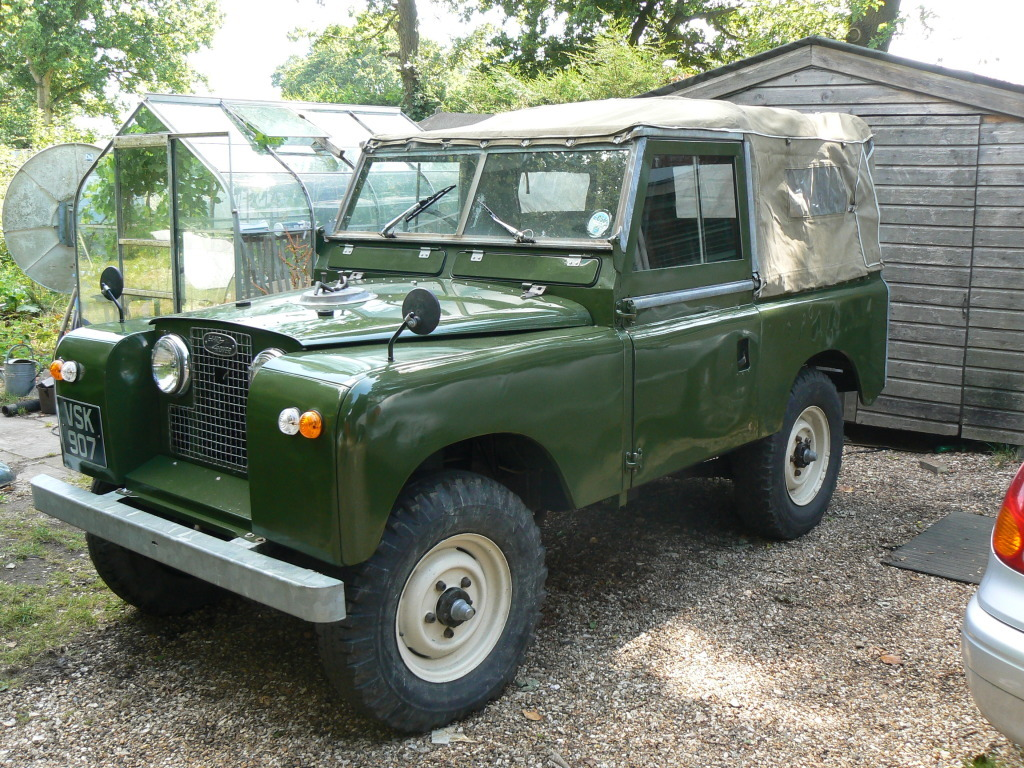 Nissan Of New Orleans >> jeremyi 1960 Land Rover Defender 90 Specs, Photos ...
