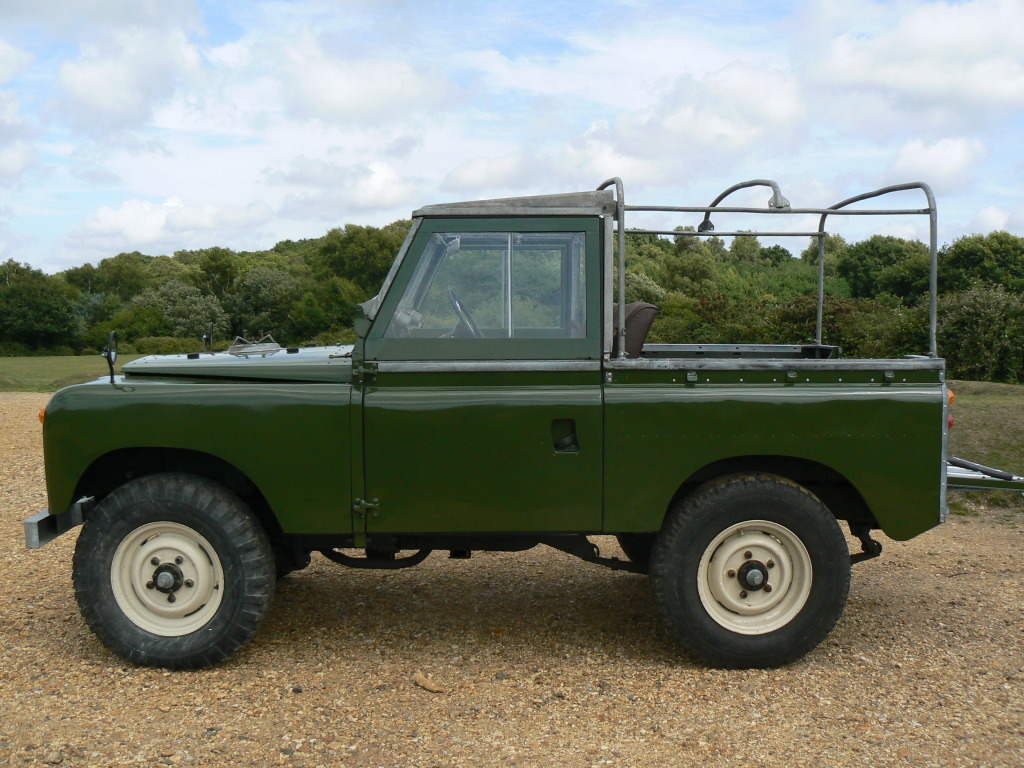 Land Rover Defender 90 For Sale >> jeremyi 1960 Land Rover Defender 90 Specs, Photos, Modification Info at CarDomain