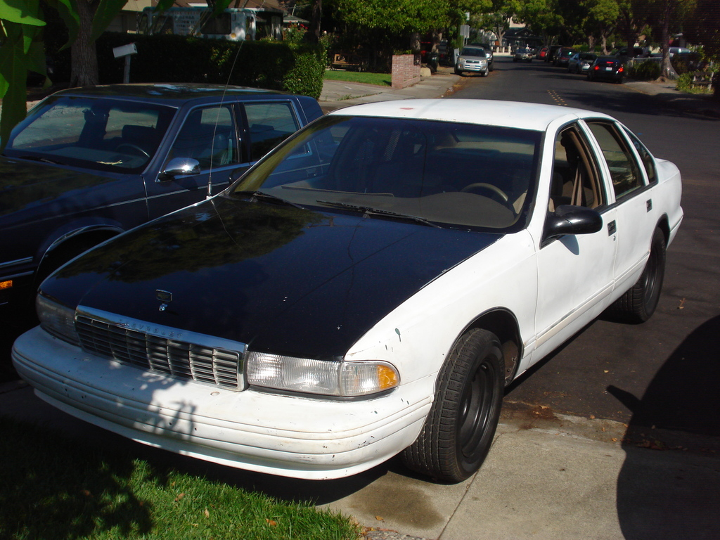 Another boxchevydriver 1995 Chevrolet Caprice post... - 13349879