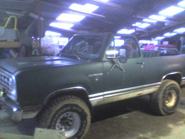 Another northernmercury 1976 Dodge Ramcharger post... - 13350273