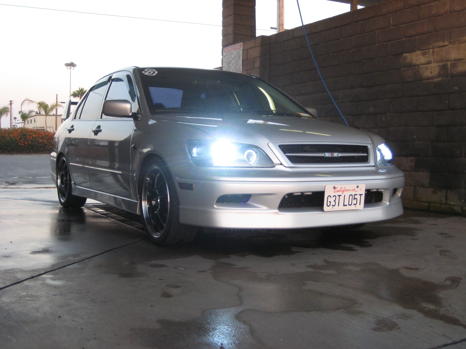Another SluttyLancer 2002 Mitsubishi Lancer post... - 13350503