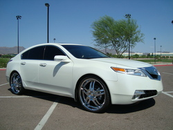AcuraGoddesss 2009 Acura TL