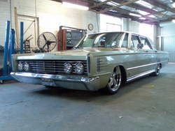 monzar 1965 Mercury Park Lane