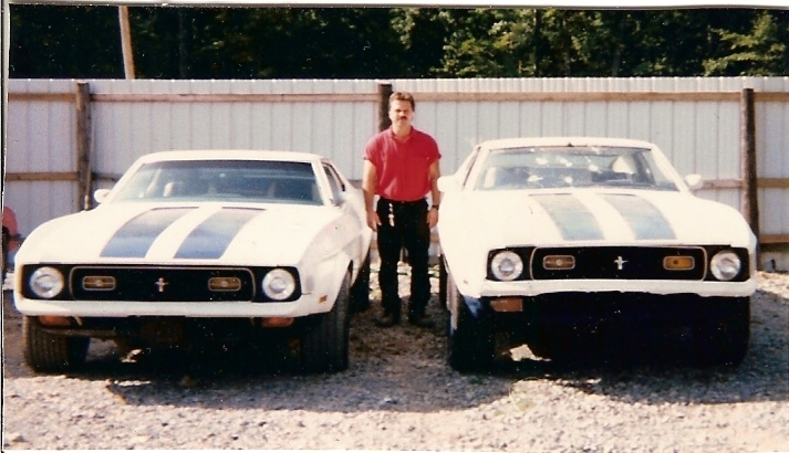 MovieProducer's 1972 Ford Mustang