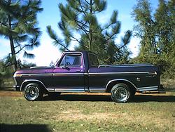javander2002 1969 Ford F150 Regular Cab
