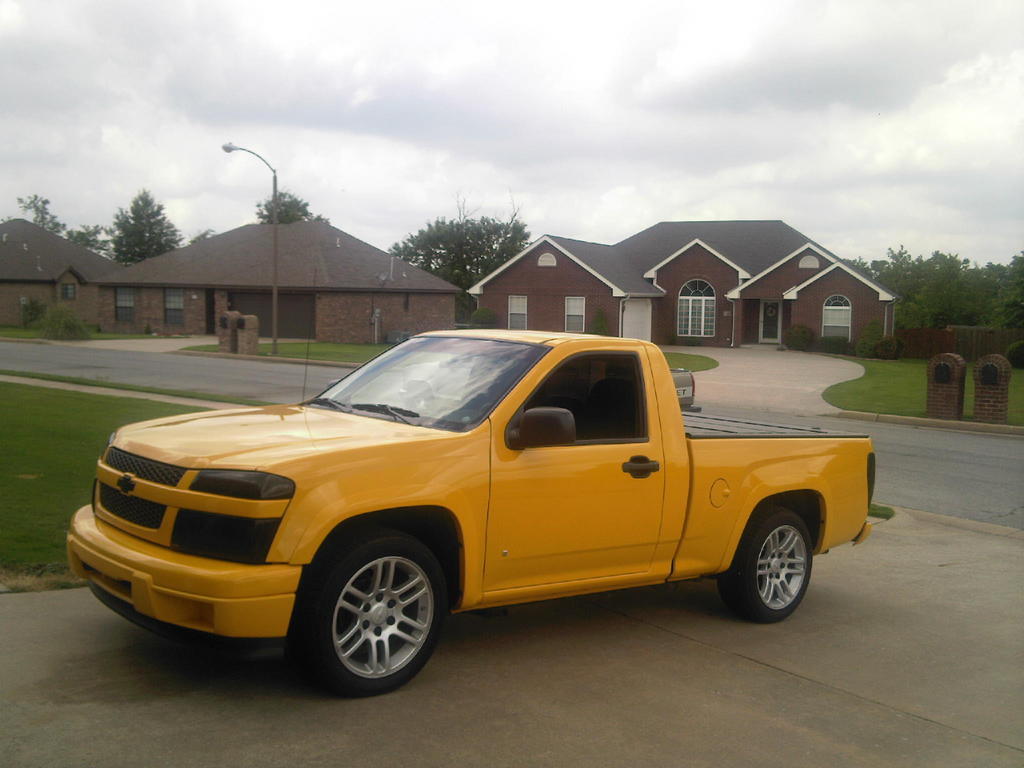 93davismx6 2007 chevrolet colorado regular cab specs photos modification info at cardomain. Black Bedroom Furniture Sets. Home Design Ideas