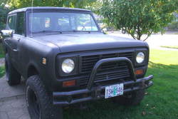 COXEN82s 1976 International Scout II
