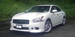 IFuXwiTuZs 2009 Nissan Maxima