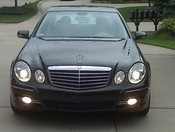 oldsintrigue509s 2007 Mercedes-Benz E-Class