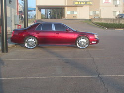 Sideway23s 2001 Cadillac DeVille