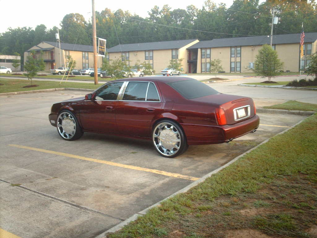 Sideway23 2001 Cadillac Deville Specs Photos Modification Info At