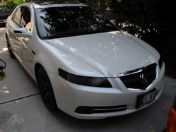 JCnyCustomss 2008 Acura TL