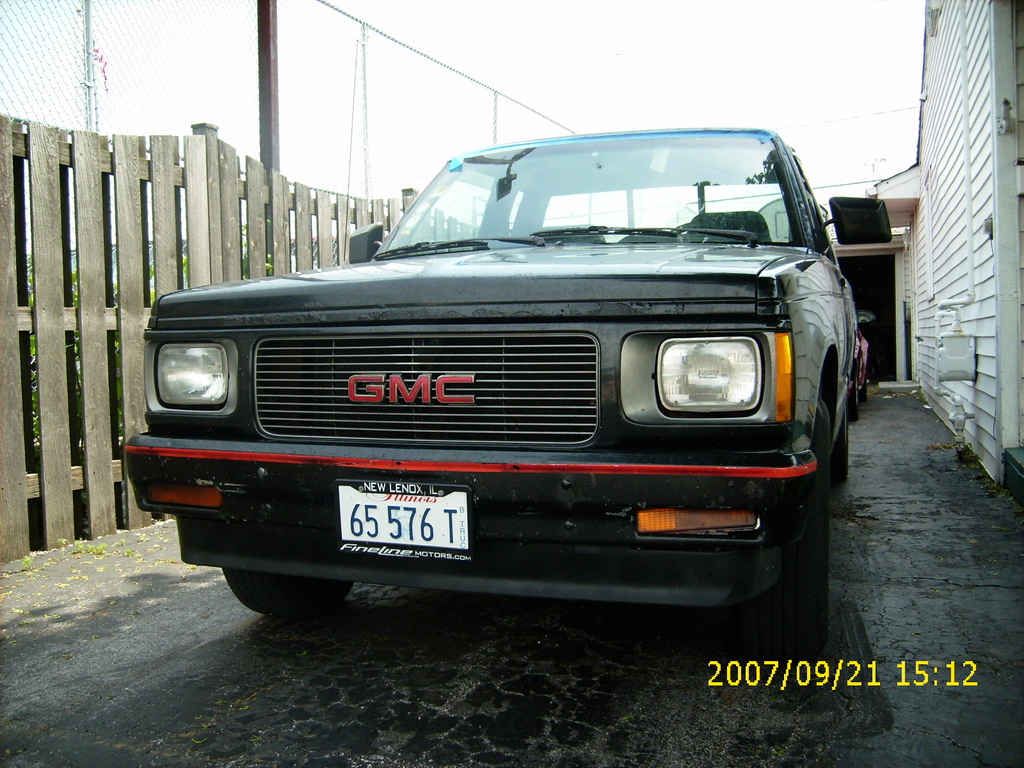 Another lilgrkanthony 1991 GMC Sonoma Club Cab post... - 13356973