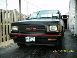 lilgrkanthonys 1991 GMC Sonoma Club Cab