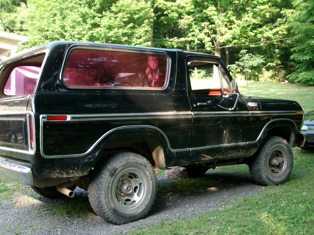 melissa77 1978 ford bronco specs photos modification. Black Bedroom Furniture Sets. Home Design Ideas