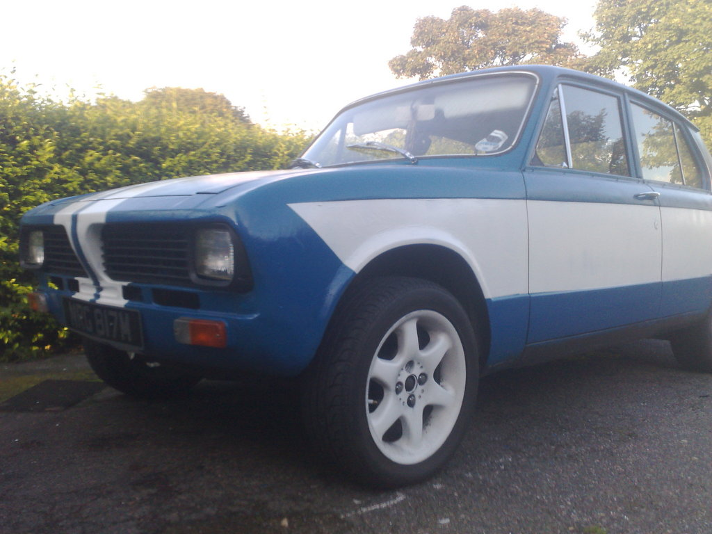 Another DollyNRG 1973 Triumph Dolomite post... - 13354632