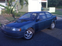 ElDominios 1994 Toyota Tercel