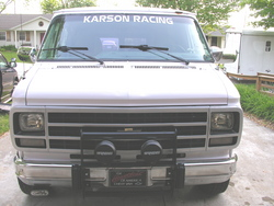 karsonracings 1995 Chevrolet Van