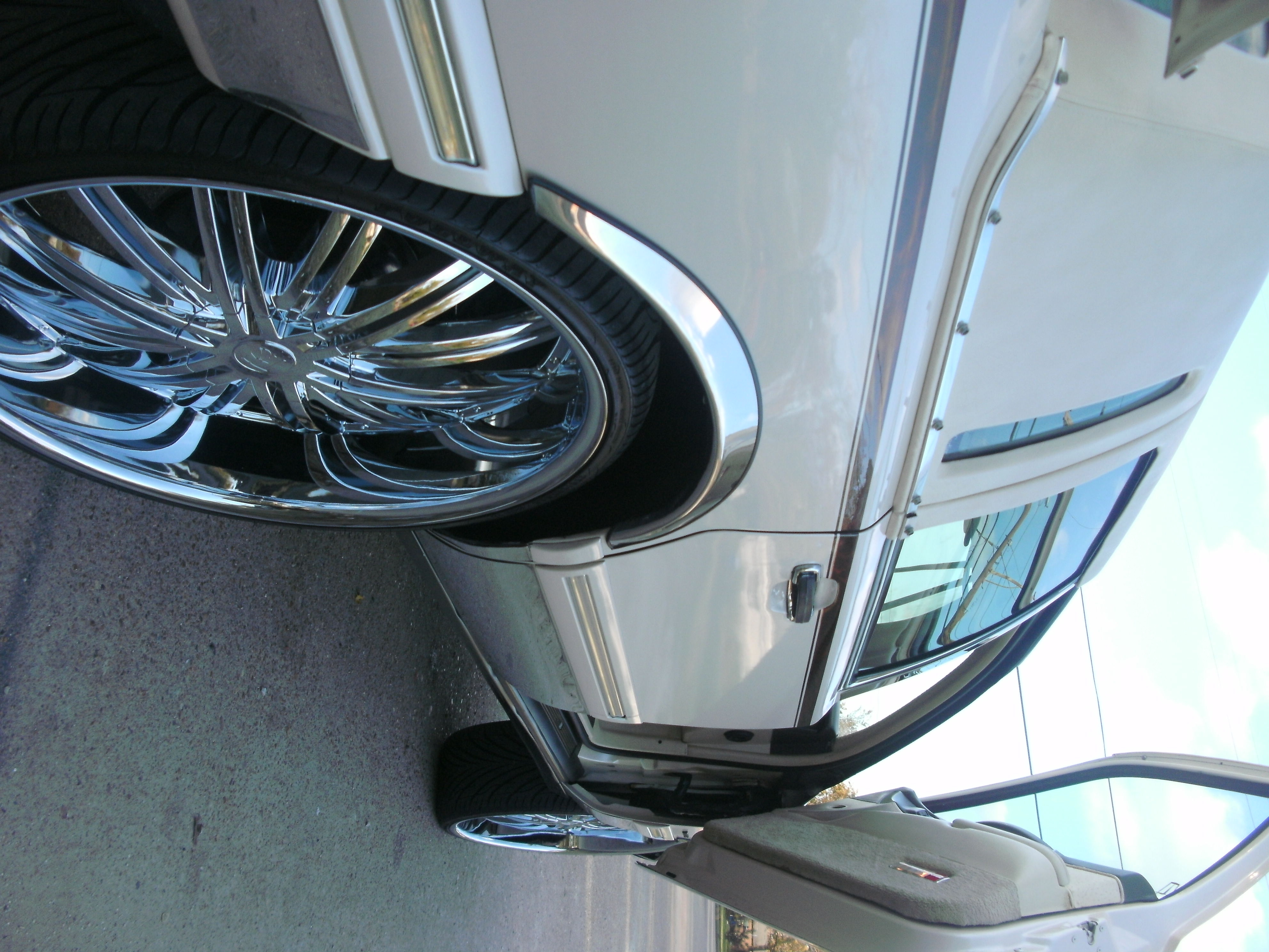 Another mobster26 1996 Lincoln Town Car post... - 13370924