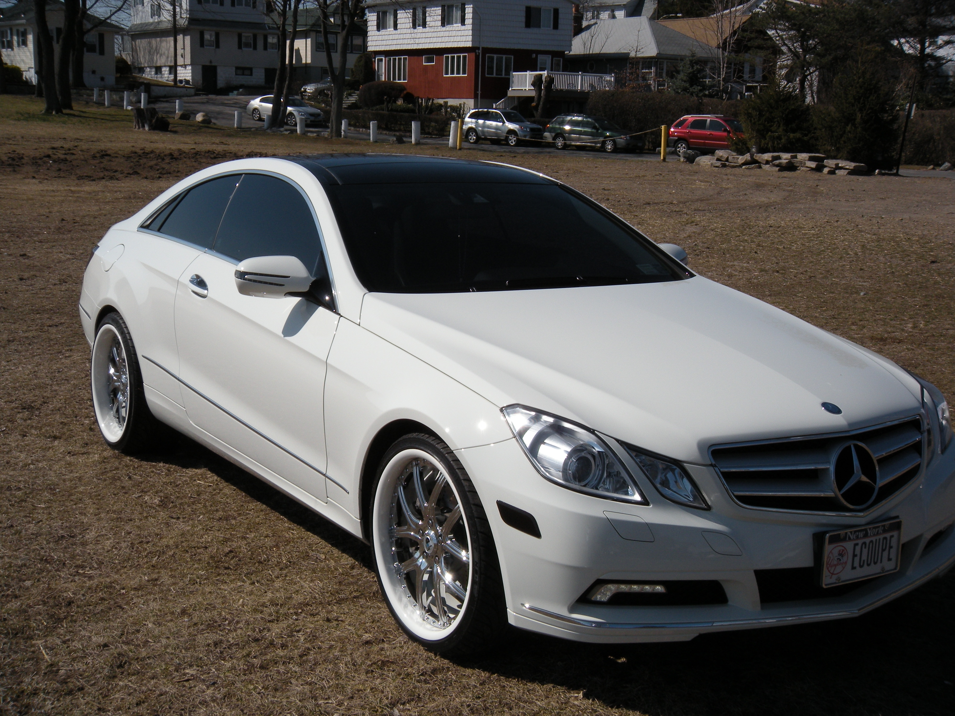 YoUnG_MoNeY_BX 2010 Mercedes-Benz E-Class 13358736