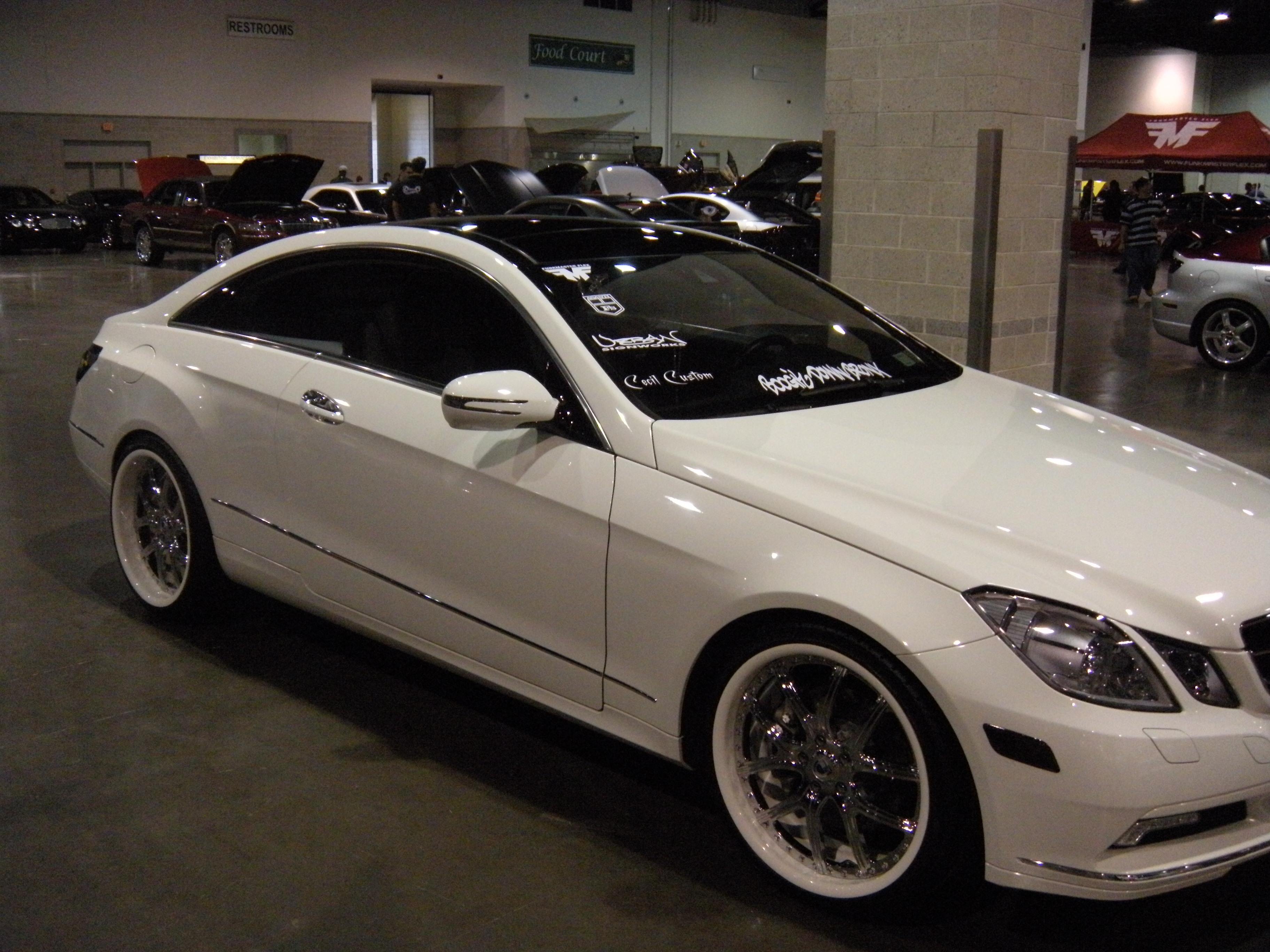 YoUnG_MoNeY_BX 2010 Mercedes-Benz E-Class 13358767