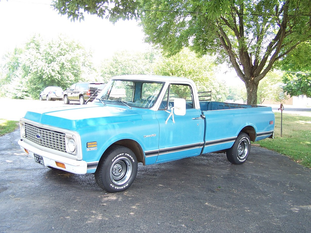 Another richard1 1972 Chevrolet C/K Pick-Up post... - 13358870