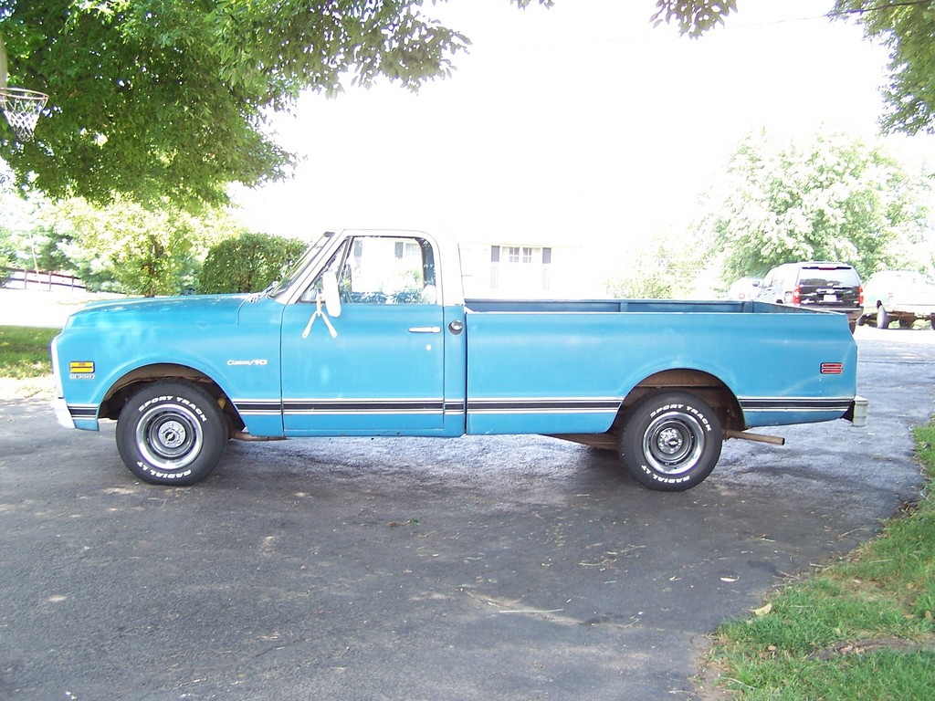 Another richard1 1972 Chevrolet C/K Pick-Up post... - 13358872