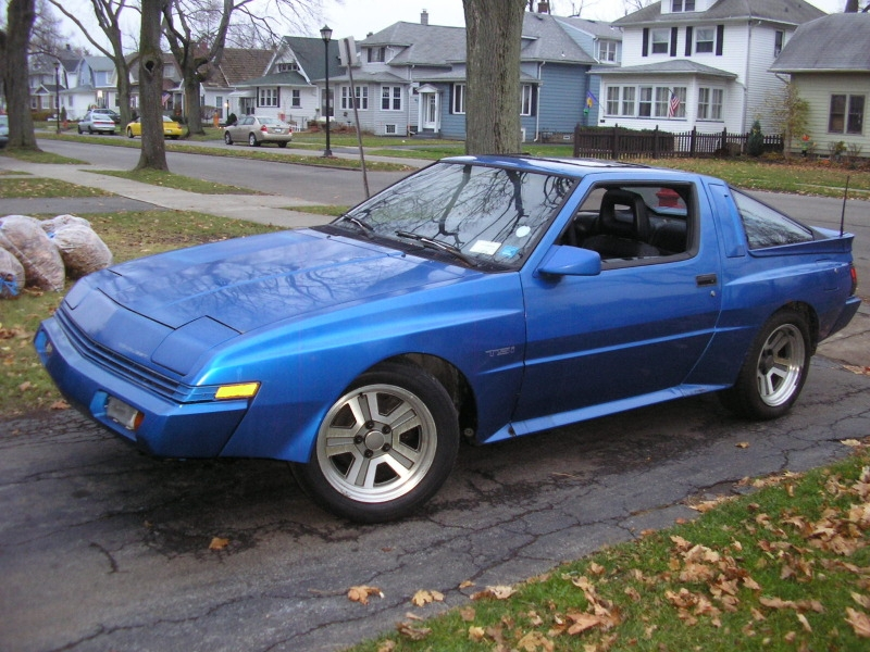 Another 343AMX 1988 Chrysler Conquest post... - 13702026