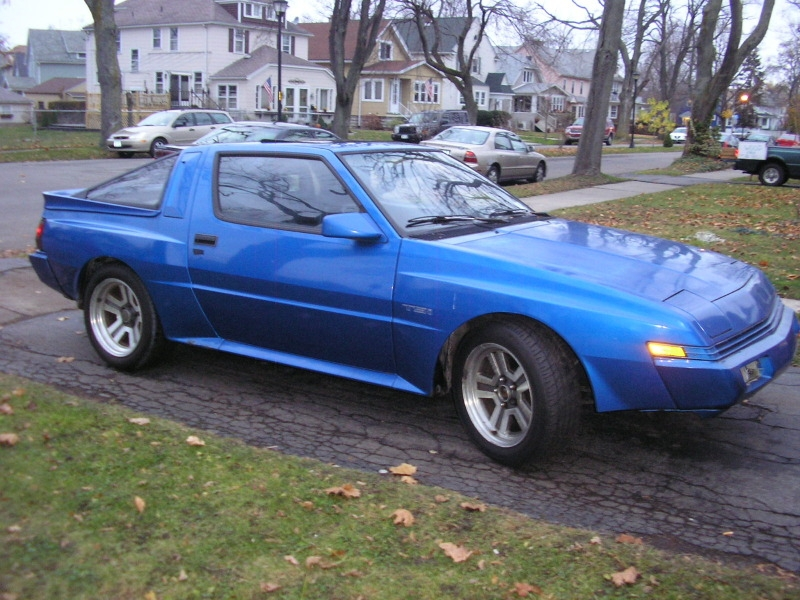 Another 343AMX 1988 Chrysler Conquest post... - 13702027