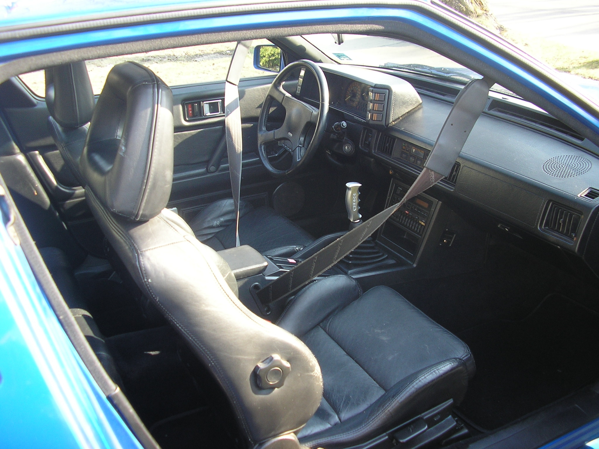 Another 343AMX 1988 Chrysler Conquest post... - 13702032
