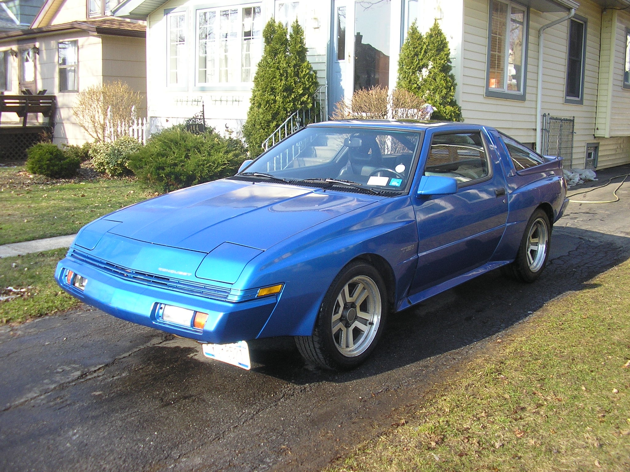 Another 343AMX 1988 Chrysler Conquest post... - 13702038