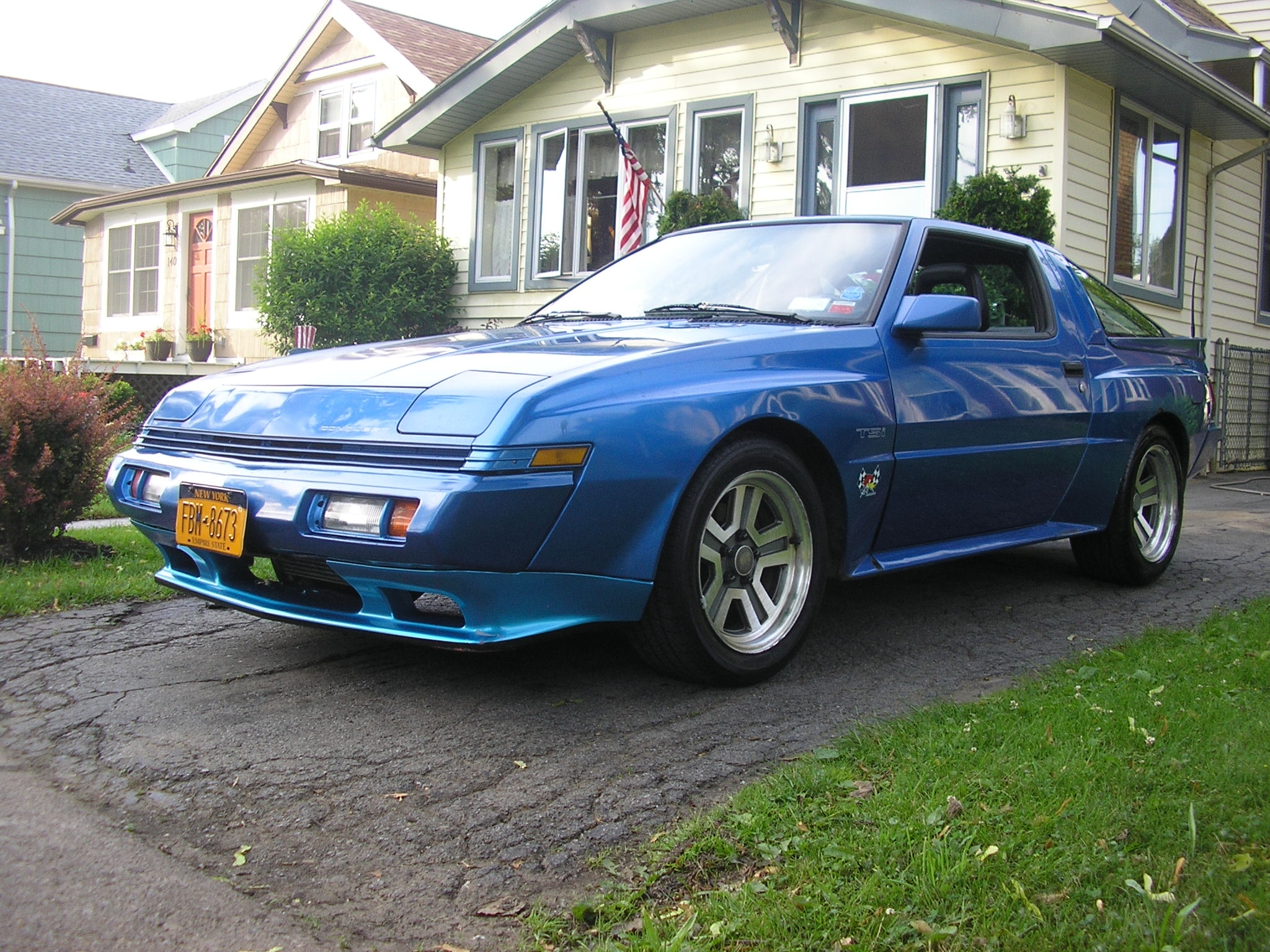 Another 343AMX 1988 Chrysler Conquest post... - 13702045