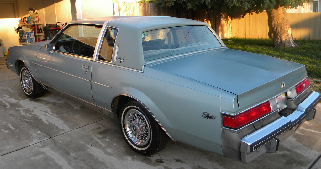 Nissan Of Visalia >> carsarecool83 1982 Buick Regal Specs, Photos, Modification ...