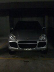 My Porsche Cayenne Turbo