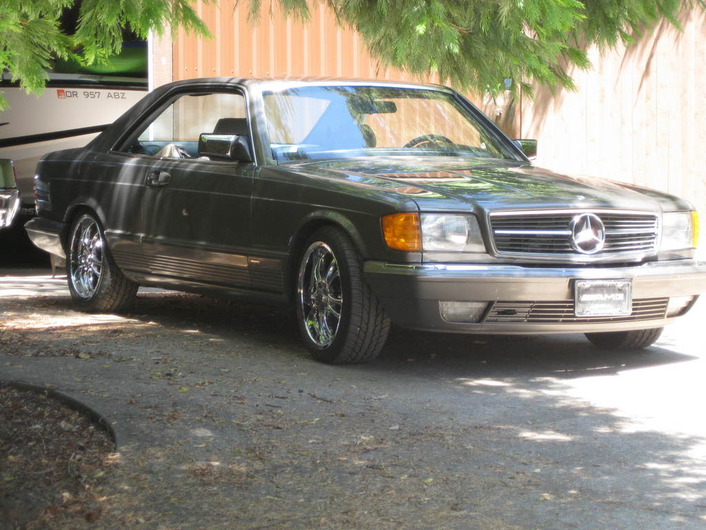 Another olsson1 1984 Mercedes-Benz S-Class post... - 13363997