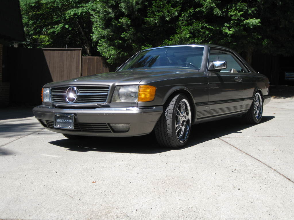 Another olsson1 1984 Mercedes-Benz S-Class post... - 13364002