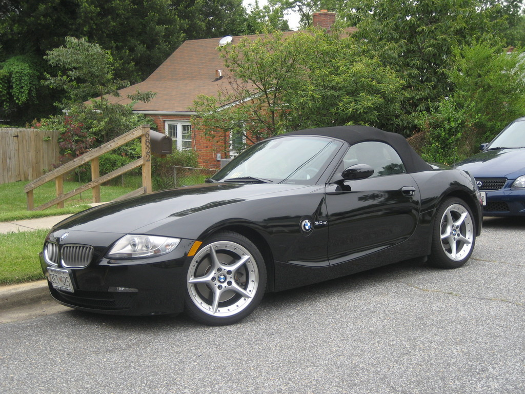 Rosso86 2006 Bmw Z4 Specs Photos Modification Info At