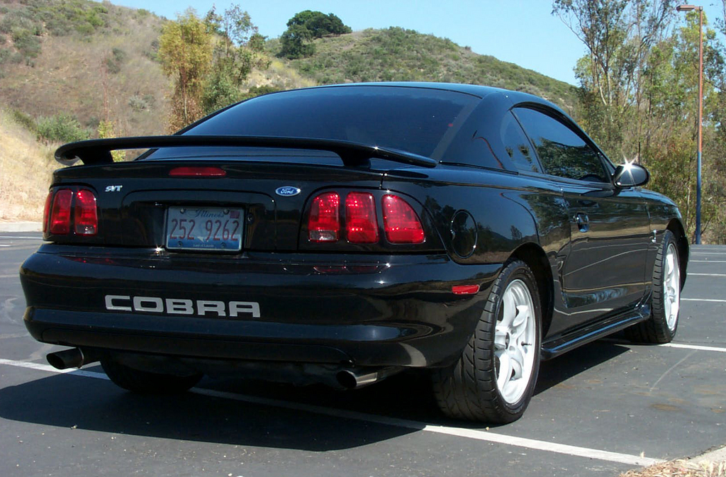 FatalSnake's 1998 Ford Mustang Cobra-Coupe-2D in Thousand ...