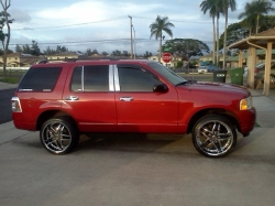 hollywood81s 2002 Ford Explorer