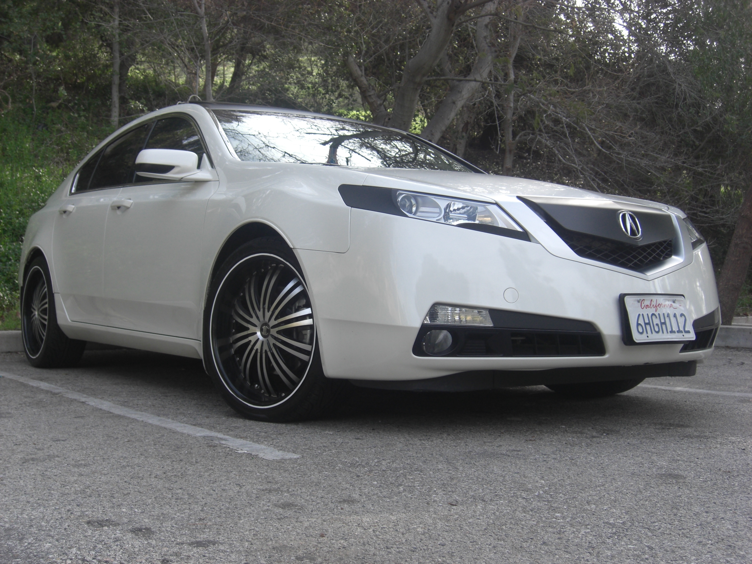 RoboHopar 2009 Acura TL Specs, Photos, Modification Info ...