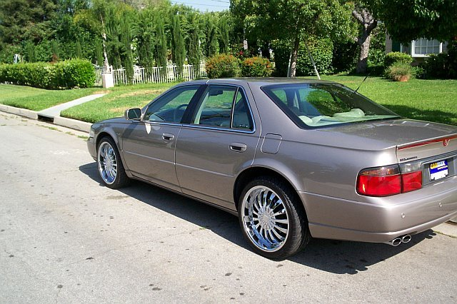 sanderson20 2002 cadillac seville specs photos. Cars Review. Best American Auto & Cars Review