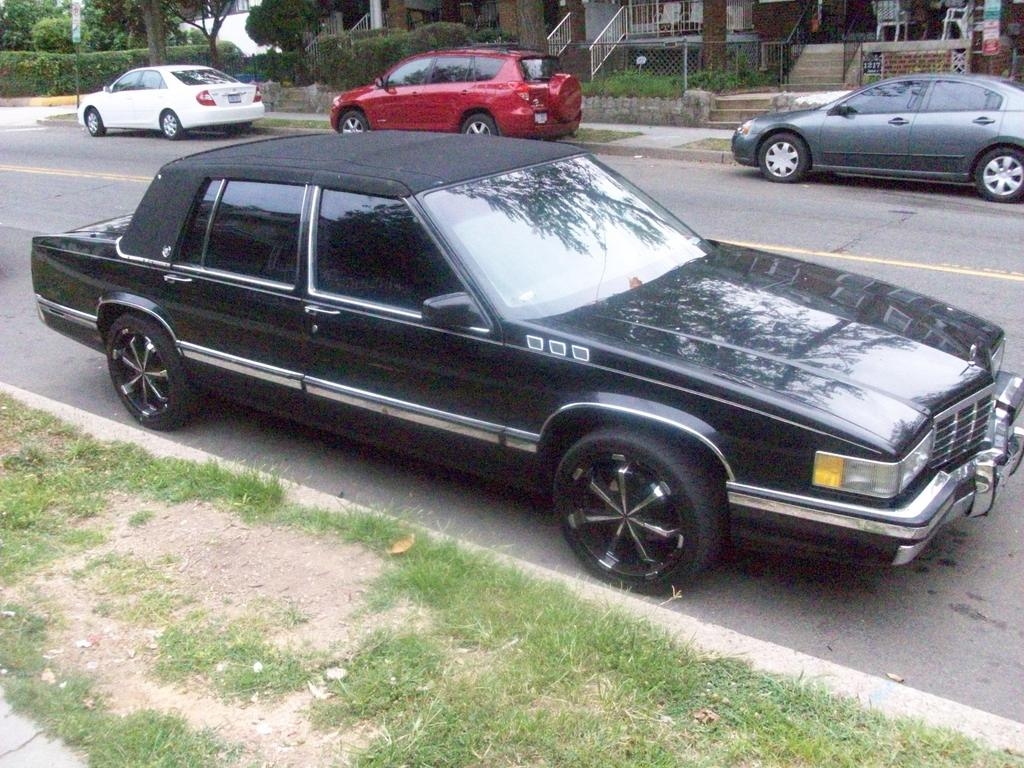 freshb 1991 cadillac deville specs photos modification. Cars Review. Best American Auto & Cars Review